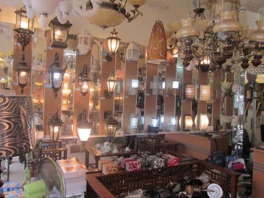 thế giới đèn trang trí
