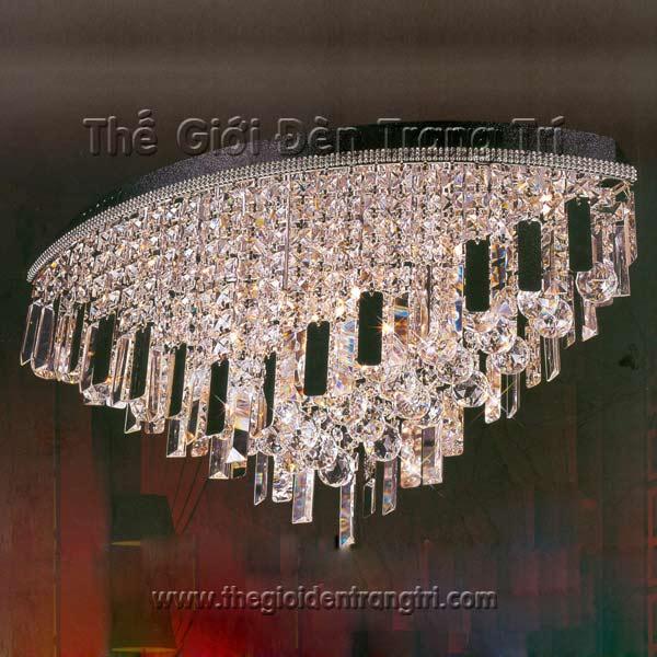 Đèn Mâm LED Oval AC1-225