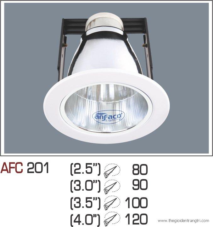 Đèn Lon AFC 201 Ø120