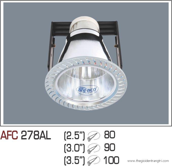 Đèn lon AFC 278AL Ø100