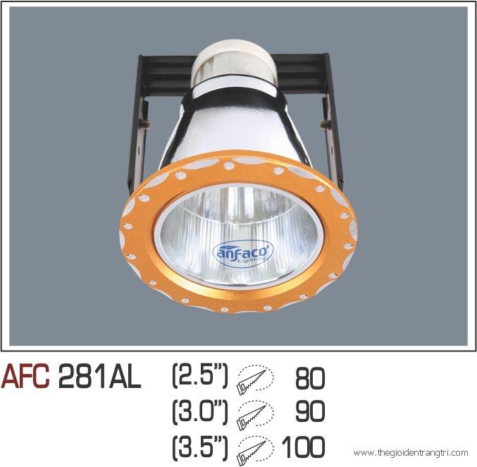 Đèn Lon AFC 281AL Ø90