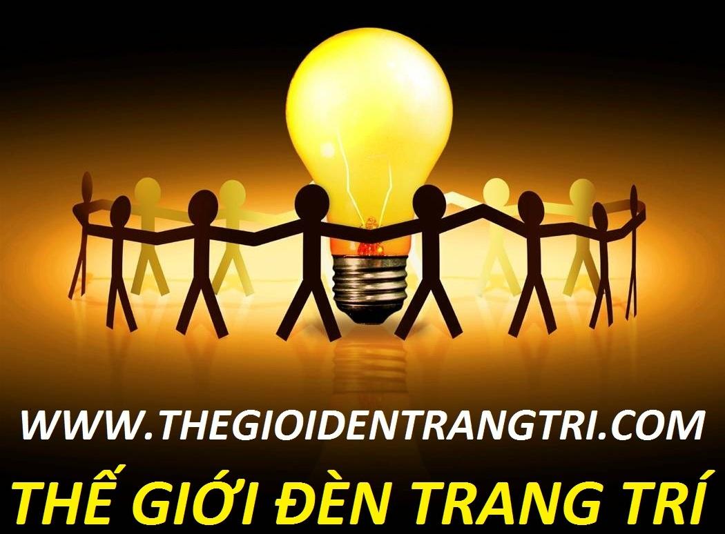 Công Ty Thế Giới Đèn Trang Trí - thegioidentrangtri.com