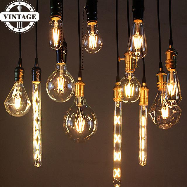 Bóng Đèn Sợi Đốt Edison