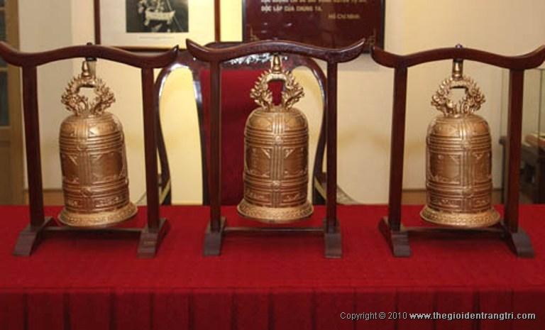 Đúc đại hồng chung tại Thiền viện Trúc Lâm Hàm Rồng