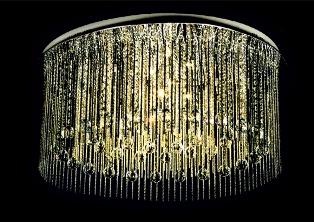 Đèn Mâm LED Trang Trí Phòng Khách Nhỏ