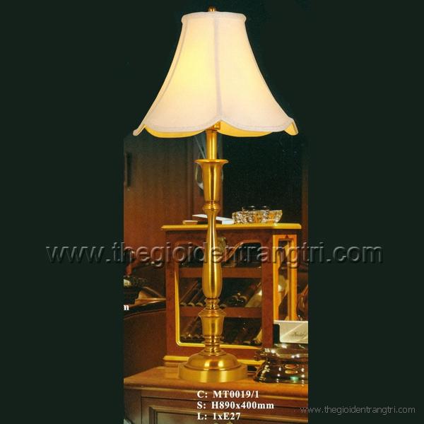 Đèn Bàn Đồng Cao Cấp US159