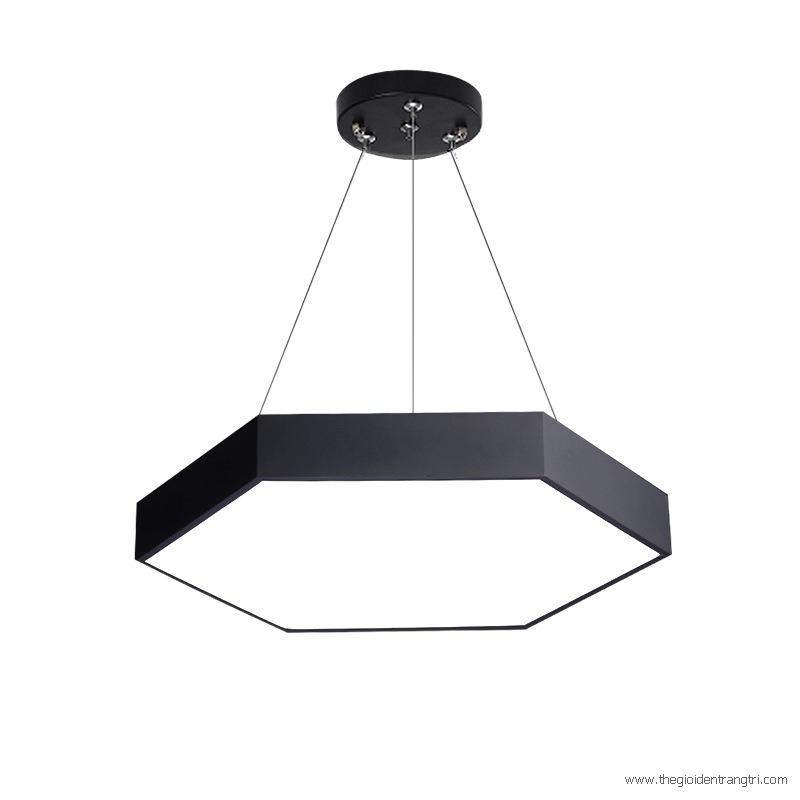 Đèn Led Thả Văn Phòng Hình Lục Lăng THCN221 Φ600