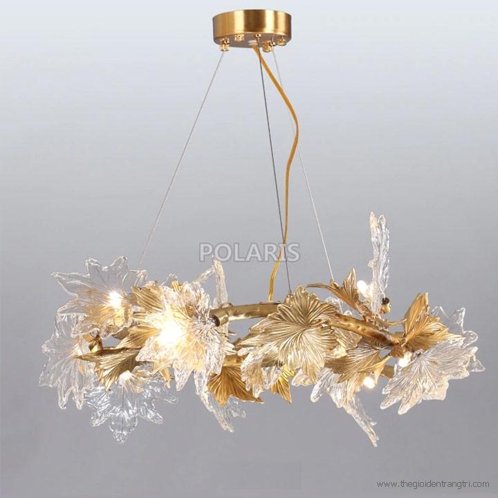 Đèn Thả Nghệ Thuật LH-TH8016 Ø600