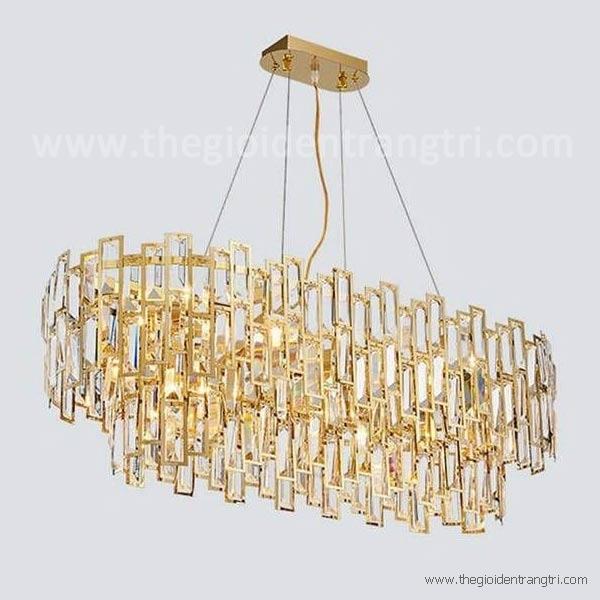 Đèn Thả Pha Lê Bàn Ăn LH-TH8024