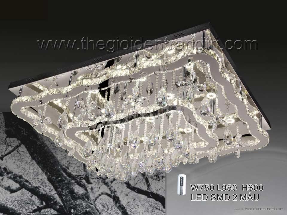 Đèn Áp Trần LED QN7209 950x750