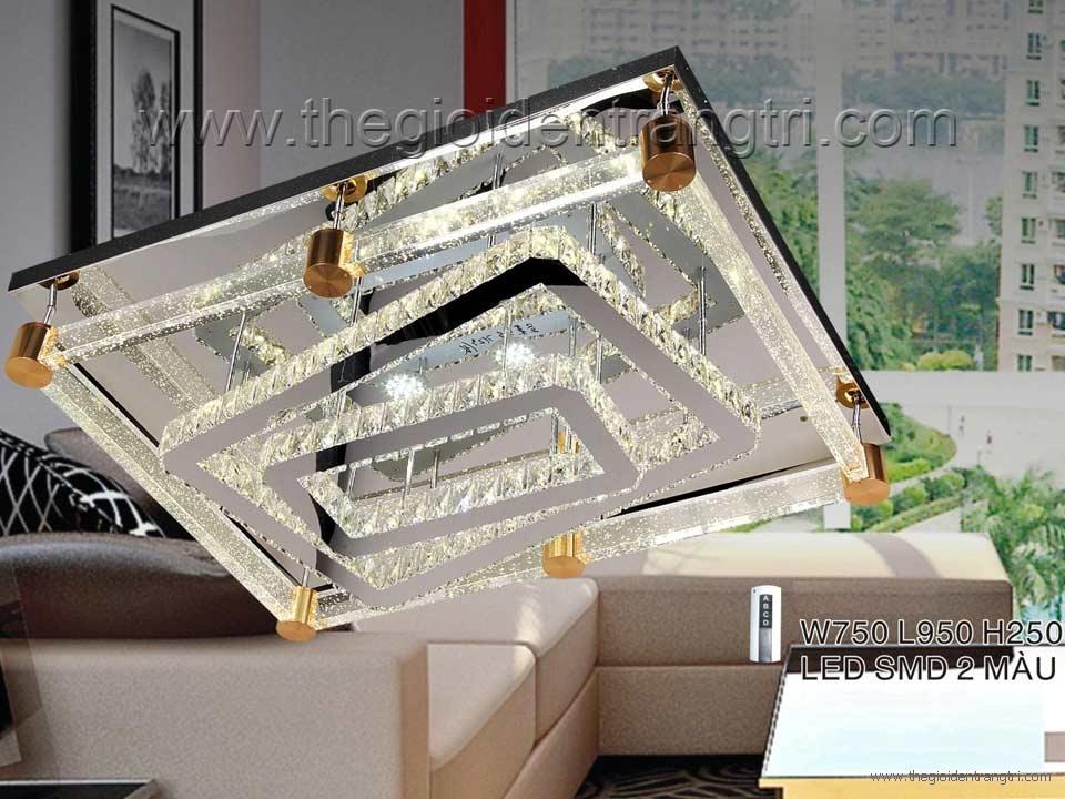 Đèn Áp Trần LED QN7212 950x750