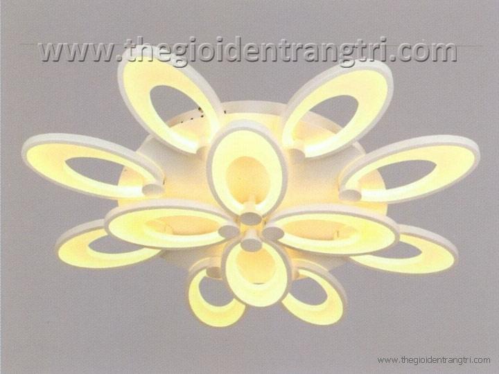 Đèn Áp Trần LED Nghệ Thuật SUN039 Ø700