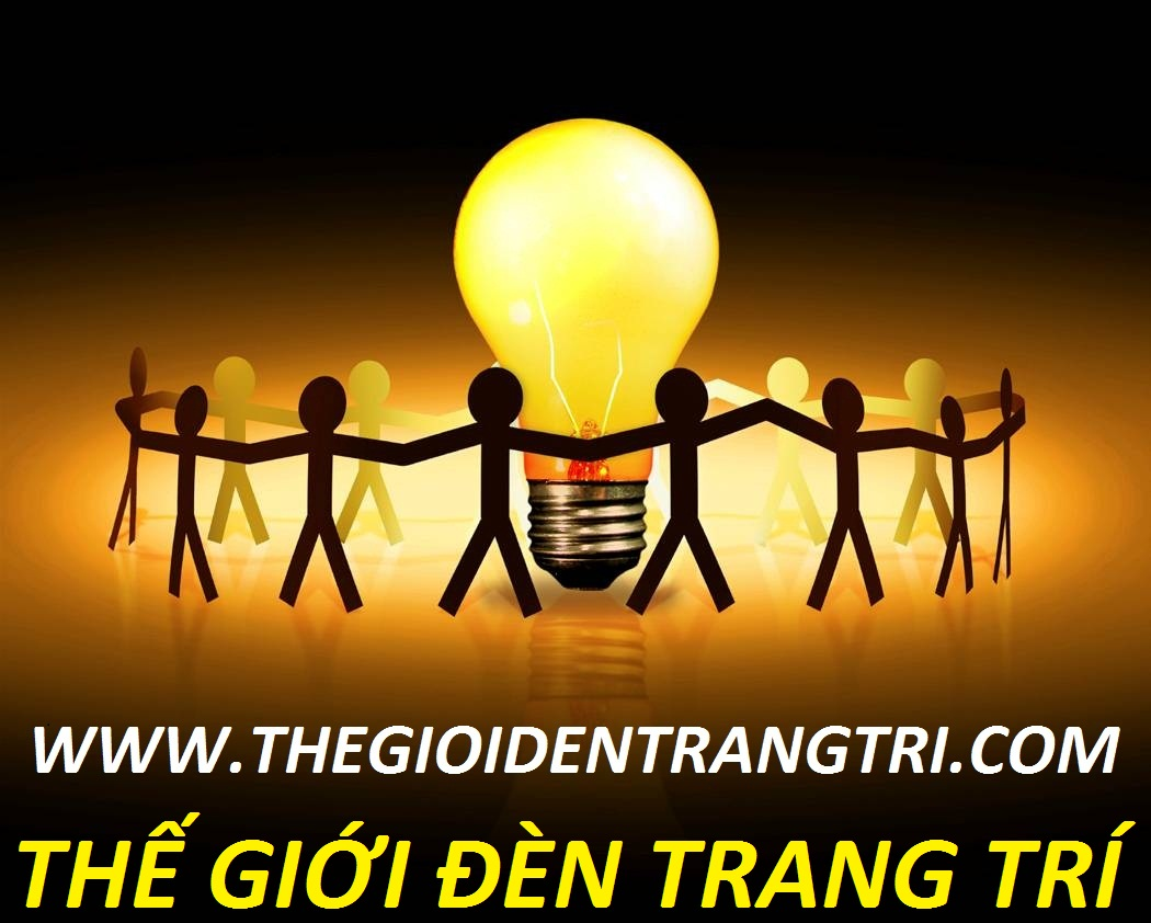 THẾ GIỚI ĐÈN TRANG TRÍ - thegioidentrangtri.com