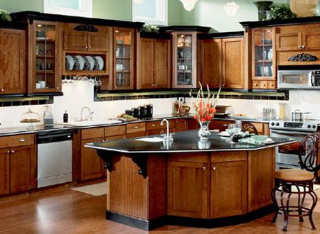 Nghệ Thuật Với Đèn Led Trong Nhà Bếp