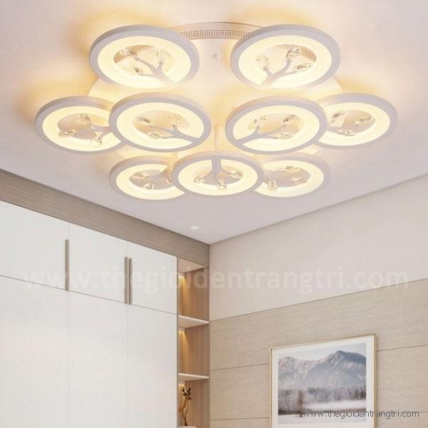 Đèn Áp Trần LED LH-MO941A Ø700