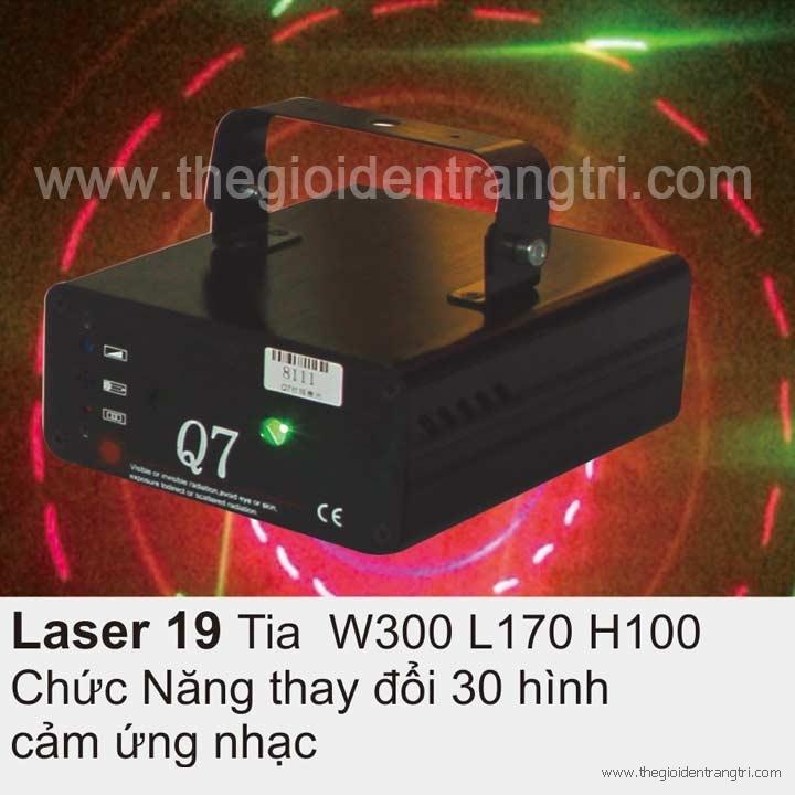 Đèn Trang Trí Phòng Karaoke Laser 19