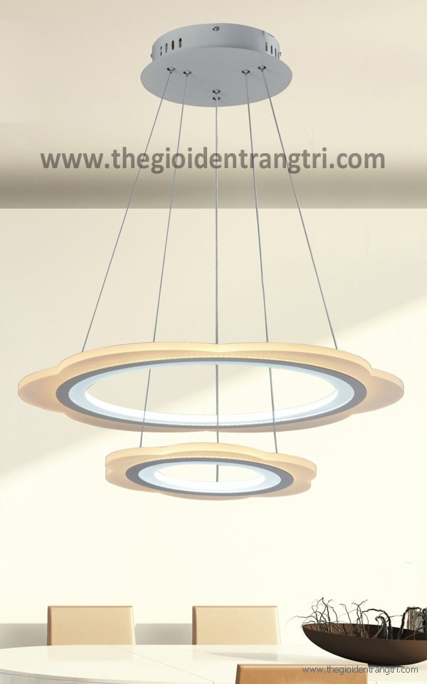 Đèn Thả Led Nghệ Thuật LK@3.AC1-550 Ø600