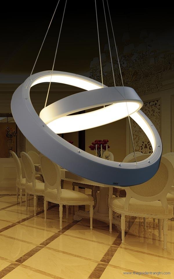 Đèn Thả LED LH-TH880 Ø600