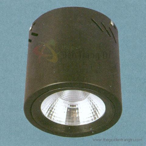 Đèn Lon LED Gắn Nổi EU-LN34 Ø135