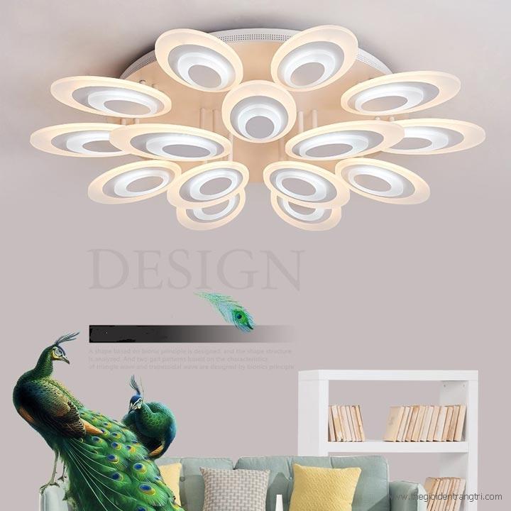 Đèn Áp Trần LED LH-MO974 Ø1000