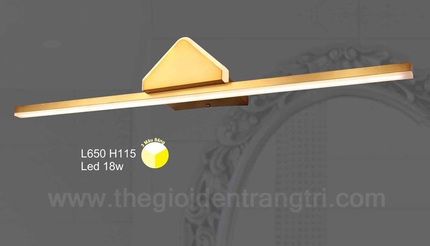 Đèn Trang Trí Gương LED 18W SN2271