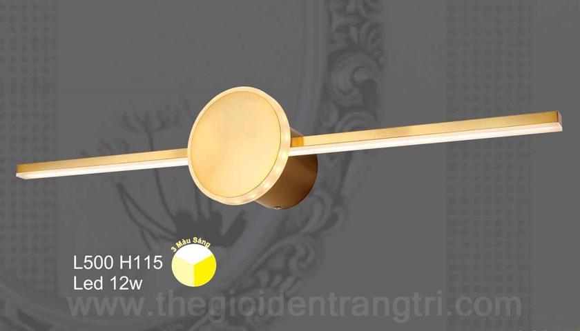 Đèn Trang Trí Gương LED 12W SN2274