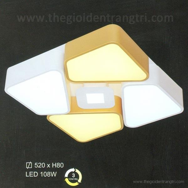 Đèn Áp Trần LED UML6815V 520x520