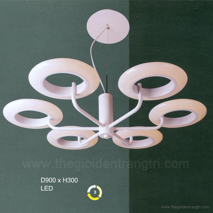 Đèn Thả LED Nghệ Thuật AU-TL8030-6 Ø700