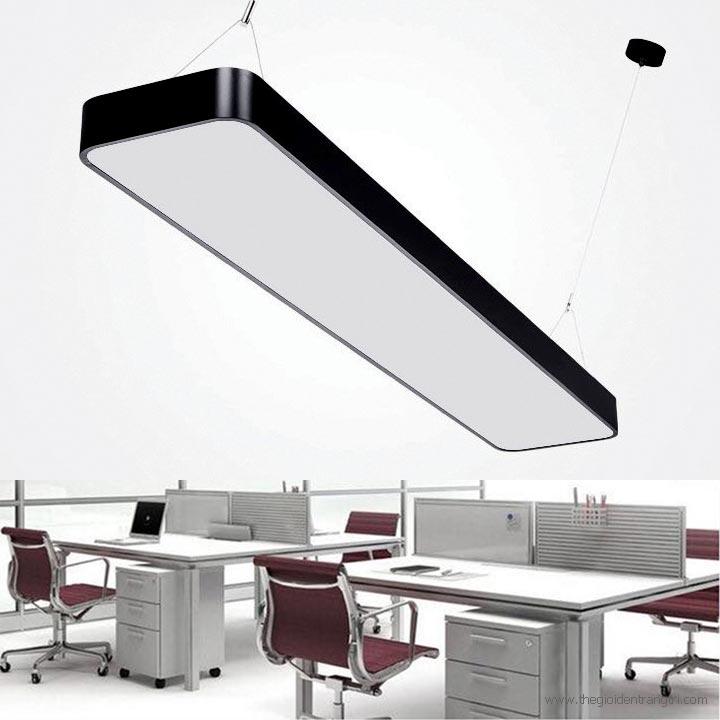 Đèn LED Thả Trần THCN218 Vỏ Đen