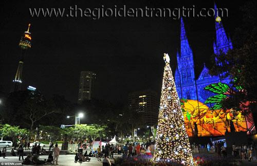 Thế Giới Đèn Trang Trí: Giáng Sinh 2013