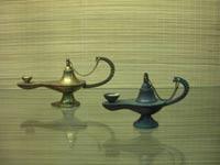 Đèn Trang Trí Cổ - Đèn Xưa