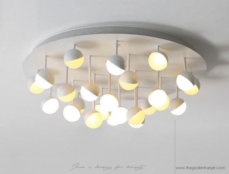 Đèn Trang Trí Áp Trần Led MX2850 Φ600
