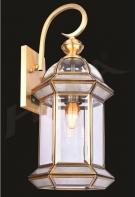 Đèn Vách Đồng UVD6012