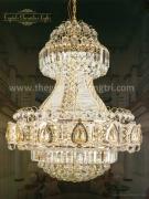 Đèn Chùm Pha Lê LED UCFL1971 Ø800