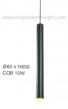 Đèn Thả LED EU-TE145 Ø60