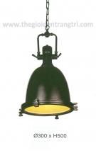 Đèn Thả Bàn Ăn EU-TE162 Ø300