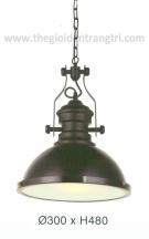 Đèn Thả Bàn Ăn EU-TE164 Ø300