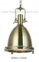 Đèn Thả Bàn Ăn EU-TE165 Ø350