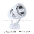 Đèn Pha Tiêu Điểm PAR 30W EU-FN129