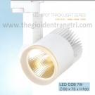 Đèn Pha Tiêu Điểm LED 7W EU-FR202
