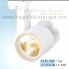 Đèn Pha Tiêu Điểm LED 12W EU-FR203