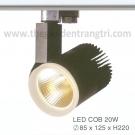 Đèn Pha Tiêu Điểm LED 20W EU-FR210