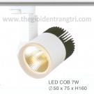 Đèn Pha Tiêu Điểm LED 7W EU-FR214