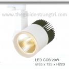 Đèn Pha Tiêu Điểm LED 20W EU-FR216