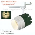 Đèn Pha Tiêu Điểm LED 30W EU-FR221