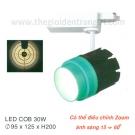 Đèn Pha Tiêu Điểm LED 30W EU-FR225