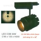Đèn Pha Tiêu Điểm LED 30W EU-FR226