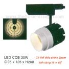 Đèn Pha Tiêu Điểm LED 30W EU-FR228