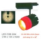 Đèn Pha Tiêu Điểm LED 30W EU-FR230