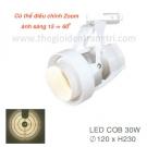 Đèn Pha Tiêu Điểm LED 30W EU-FR232